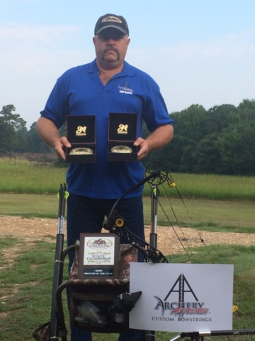 Congratulations to Jerry Don Rogers - 2014 Arkansas ASA Open B Champion AND Shooter of The Year.