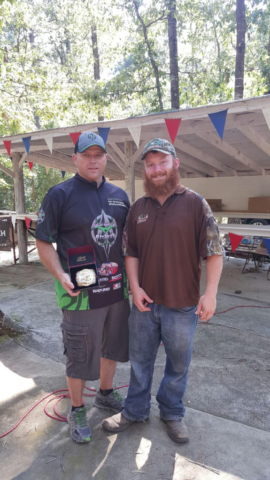 Joe McIntosh - 2016 ASA Open B - Shooter Of The Year