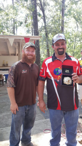 Bo Weaver - 2016 ASA Men's Known 45 Shooter Of The Year and Arkansas State Champion
